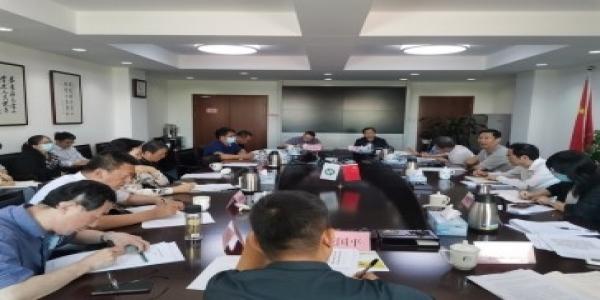 超大集团参加中国绿色食品协会专业委员会和分支机构工作座谈会